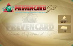 Cartão Prevencard Gold