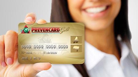 Cartão Prevencard Saúde