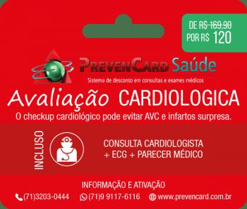 Avaliação cardiológica