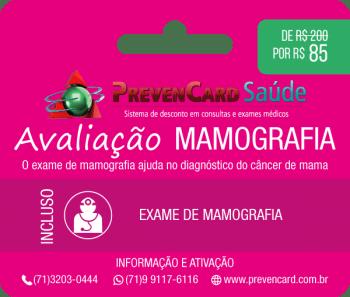 Avaliação Mamografia